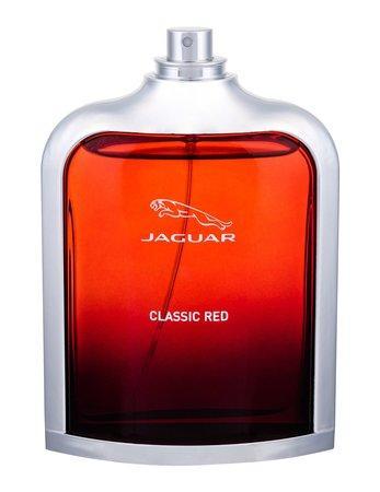 Toaletní voda Jaguar - Classic Red , TESTER, 100ml
