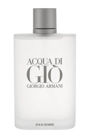 Toaletní voda Giorgio Armani - Acqua di Gio Pour Homme , 200ml