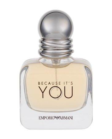 Giorgio Armani Emporio Armani Because It`s You parfémovaná voda 30ml Pro ženy