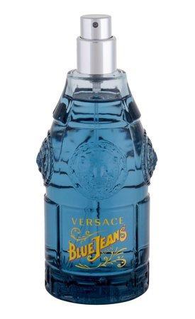 Toaletní voda Versace - Blue Jeans Man , TESTER, 75ml