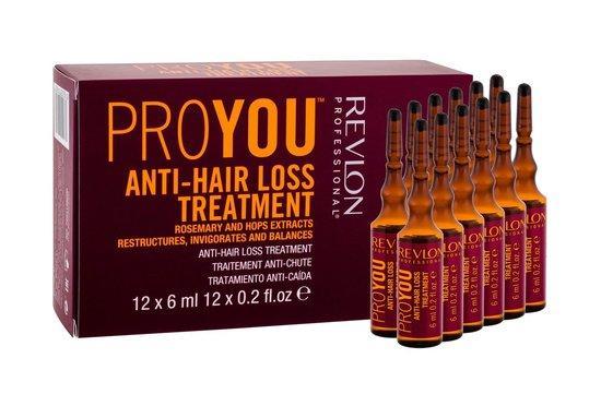 Olej a sérum na vlasy Revlon Professional - ProYou , 12x6ml