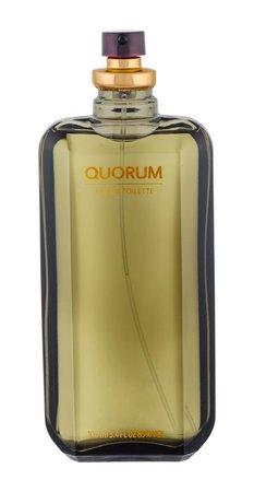 Antonio Puig Quorum EDT tester 100 ml