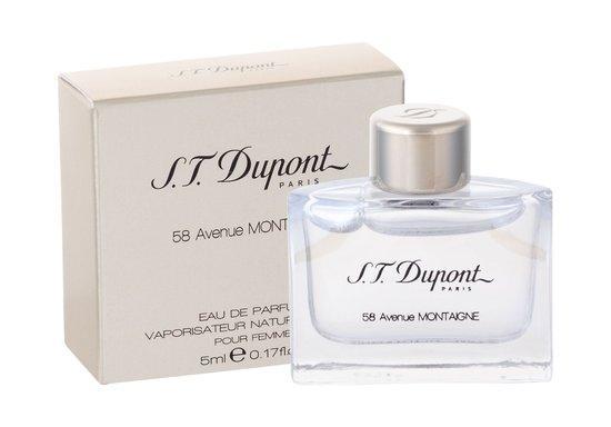 S.T. Dupont 58 Avenue Montaigne Pour Femme - miniatura EDP 5 ml