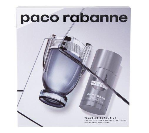 Toaletní voda Paco Rabanne - Invictus , 100ml