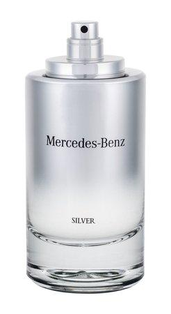 Mercedes Benz Mercedes-Benz Silver toaletní voda 120ml Pro muže TESTER