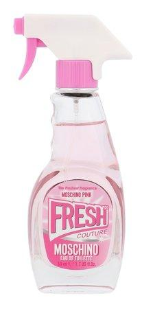 Toaletní voda Moschino - Fresh Couture Pink , 50ml