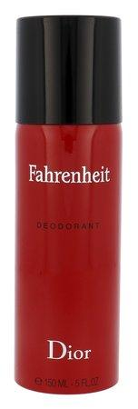 Dior Fahrenheit deodorant ve spreji 150 ml Pro muže
