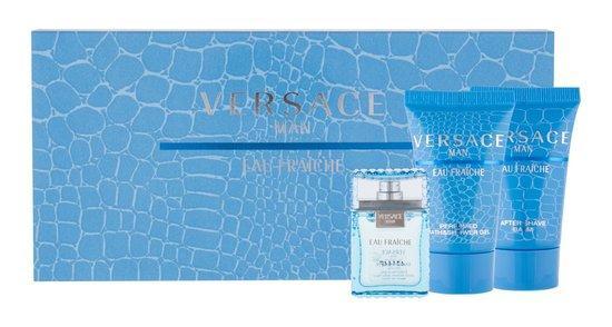 Toaletní voda Versace - Man Eau Fraiche , 5ml