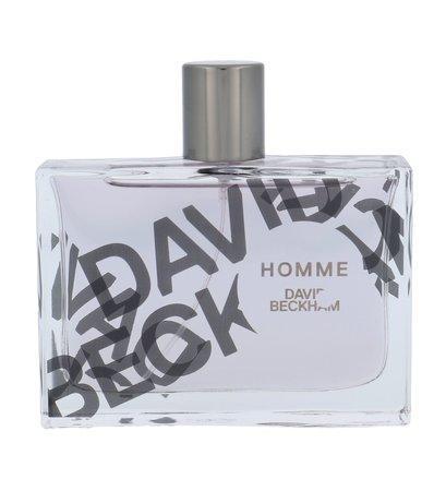 David Beckham Homme toaletní voda 75ml Pro muže