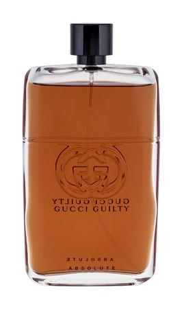 Parfémovaná voda Gucci - Guilty Absolute Pour Homme , 150ml