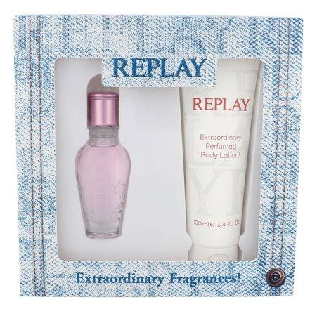 Toaletní voda Replay - Jeans Spirit! For Her , 20ml