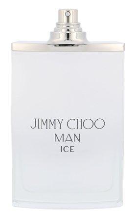 Jimmy Choo Man Ice toaletní voda 100ml Pro muže TESTER