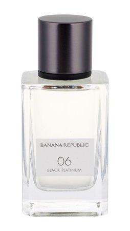 Parfémovaná voda Banana Republic - 06 Black Platinum , 75ml