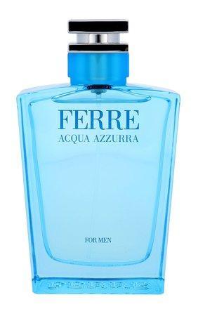 Gianfranco Ferre Acqua Azzura toaletní voda 100ml Pro muže
