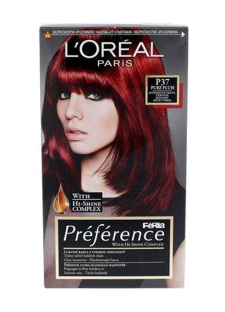 Barva na vlasy L´Oréal Paris - Préférence P37 Pure Plum 1 ks