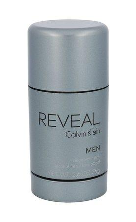 Calvin Klein Reveal Men - tuhý deodorant 75 ml