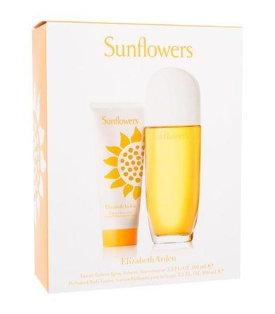 Toaletní voda Elizabeth Arden - Sunflowers , 100ml