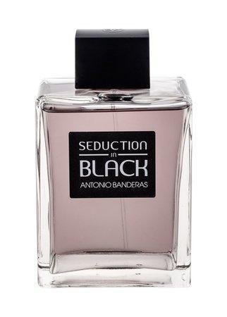 Toaletní voda Antonio Banderas - Seduction in Black , 200ml