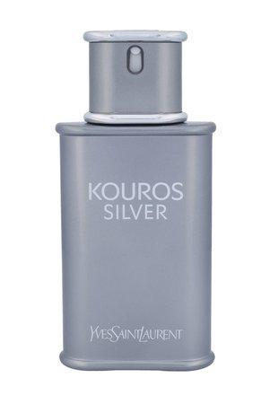 Toaletní voda Yves Saint Laurent - Kouros Silver , 100ml