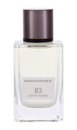 Parfémovaná voda Banana Republic - 83 Leather Reserve , 75ml