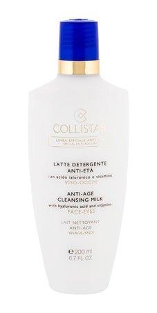 Čisticí mléko Collistar - Special Anti-Age 200 ml