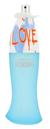 Toaletní voda Moschino - Cheap And Chic I Love Love , TESTER, 100ml