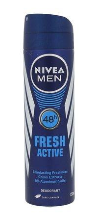 Nivea Men Fresh Active deospray 150 ml