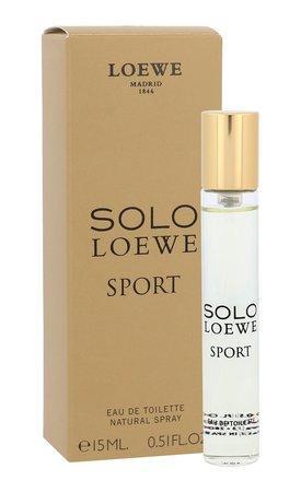 Toaletní voda Loewe - Solo Loewe Sport , 15ml