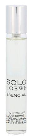 Toaletní voda Loewe - Solo Loewe Esencial , 15ml