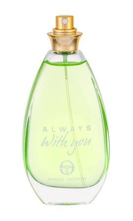 Toaletní voda Sergio Tacchini - Always With You , TESTER, 100ml
