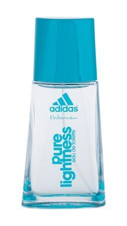 Adidas Pure Lightness toaletní voda Pro ženy 30ml