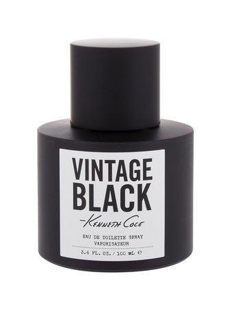 Toaletní voda Kenneth Cole - Vintage Black , 100ml