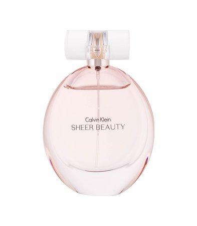 Calvin Klein Sheer Beauty toaletní voda Pro ženy 50ml