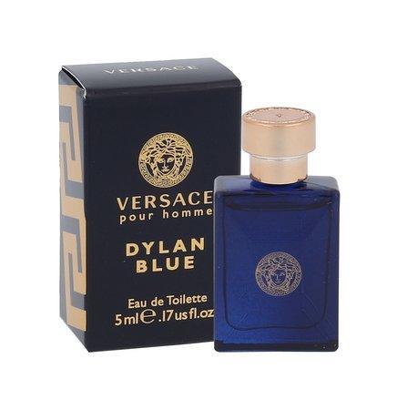 Versace Pour Homme Dylan Blue - miniatura EDT 5 ml