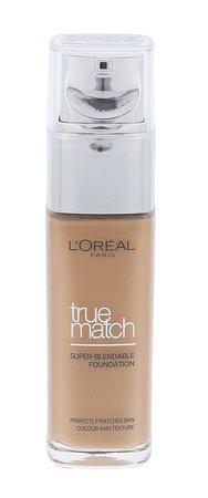 Makeup L´Oréal Paris - True Match , 30ml, D6.5-W6.5, Golden, Toffee