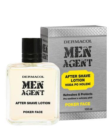 Voda po holení Dermacol - Men Agent , 100ml