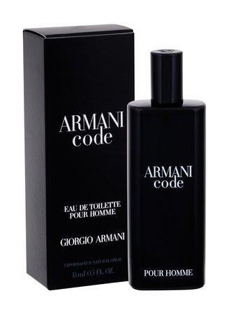 Toaletní voda Giorgio Armani - Armani Code Pour Homme , 15ml