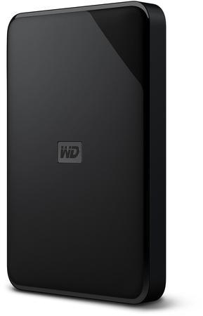 WD HDD 1TB USB3.0 Elements SE BK, WDBEPK0010BBK-WESN