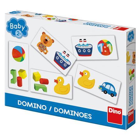 HRAČKY baby Domino NOVÉ