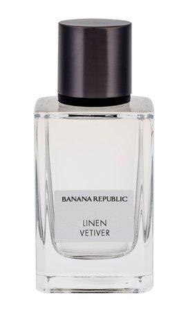 Parfémovaná voda Banana Republic - Linen Vetiver , 75ml