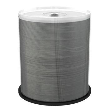 MEDIARANGE CD-R 700MB 52x Inkjet Fullsurface-Printable spindl 100pck/bal, MR203
