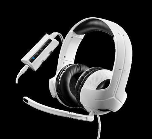 Thrustmaster Herní sluchátka s mikrofonem Y-300CPX pro PS4, PS3, Xbox, PC, Mac, Nintendo a PS Vita