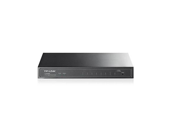 TP-Link T1500G-8T(TL-SG2008) 8-port Pure-Gigabit Desktop Smart Switch