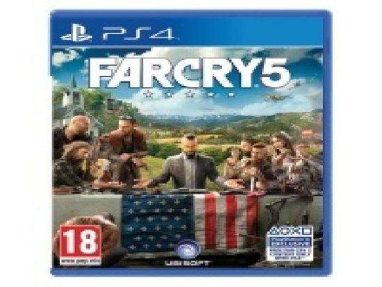 Far Cry 5 hra PS4 UBISOFT