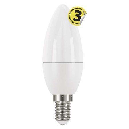 Emos LED žárovka Classic Candle 6W E14 Teplá bílá