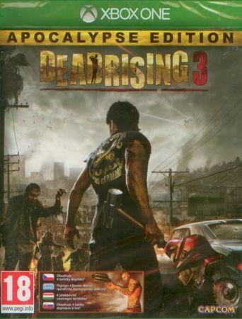 Dead Rising 3: Apocalypse Edition XONE