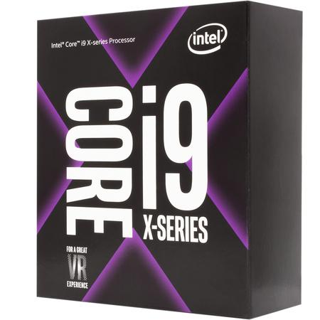 INTEL Core i9-7900X 10-core,3.3GHz/13.75MB/LGA2066/Skylake-X, BX80673I97900X