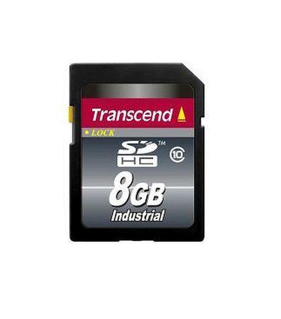Transcend SDHC 8GB Class 10 TS8GSDHC10I
