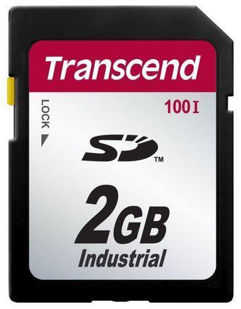 Transcend SD 2GB průmyslová TS2GSD100I