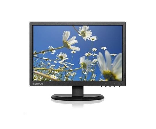 "Lenovo LCD E2054 Wide 19,5"" IPS LED/16:10/1440x900/250cd-m2/1000:1/7ms/VGA/VESA, 60DFAAT1EU"